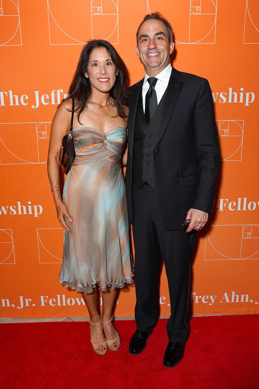 Carol and John Chirico
