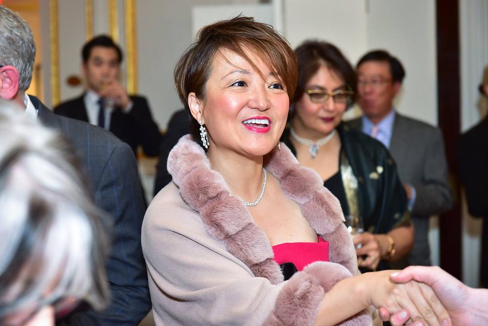 JAJF Board Member Melissa Ko