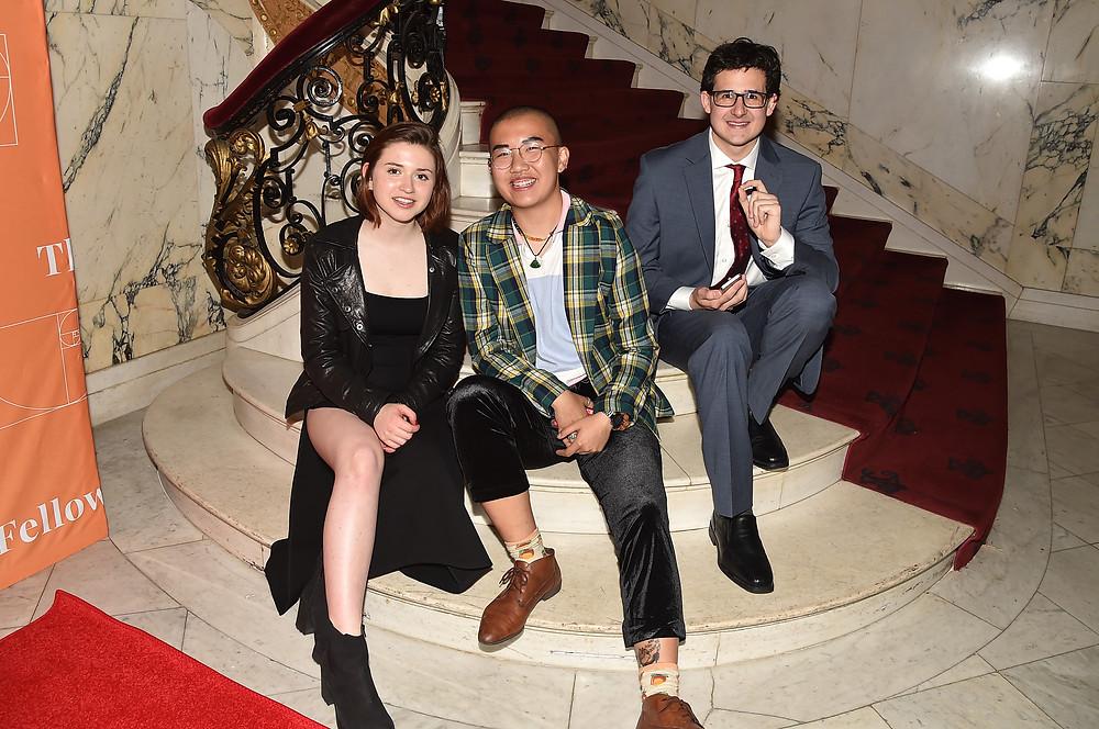 Katrina Fuller, Rivers Liu, Richard Medina