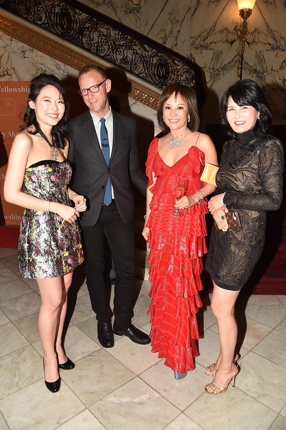 Presca Ahn, Ian Alteveer, Priscilla Ahn, Shinkyung Kim
