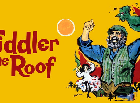 Fiddler on the Roof and Pogroms