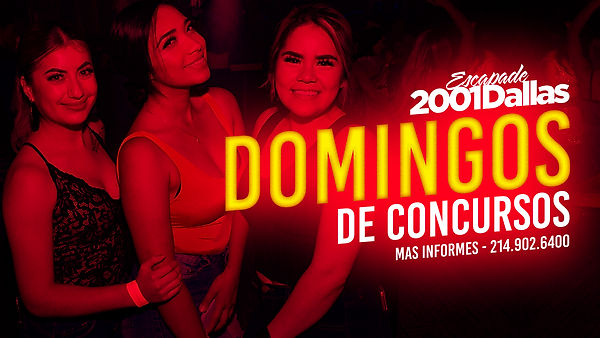 DOMINGOS DE CONCURSO - 2001 DALLAS - AD2