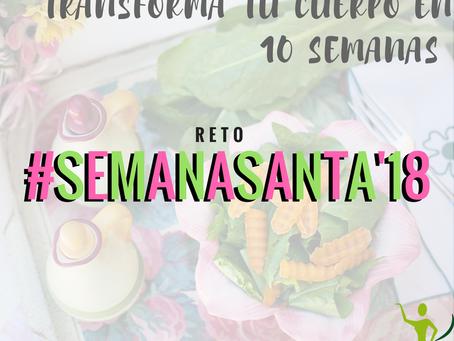 RETO SEMANA SANTA 2018