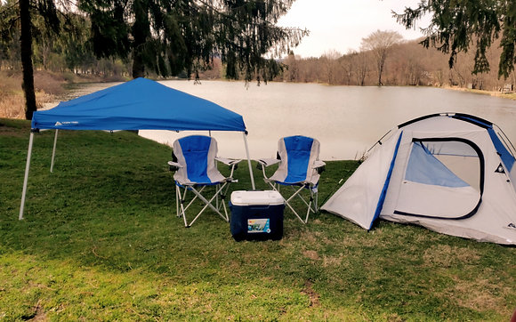 2-Person Tent Package