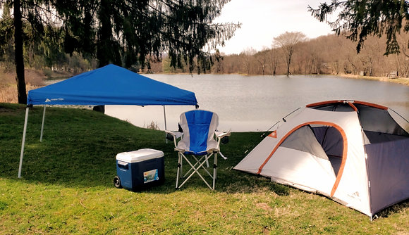 1-Person Tent Package