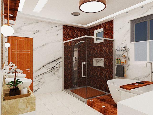 🔸Projeto Banheiro..