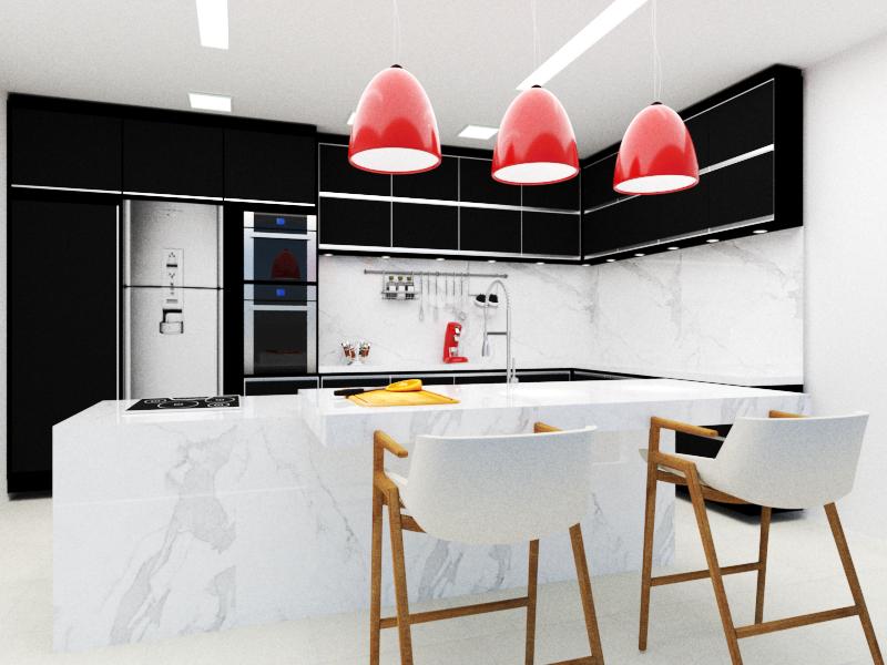 🔸Projeto Cozinha