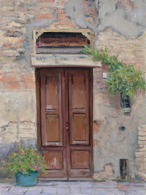 Orvieto Door
