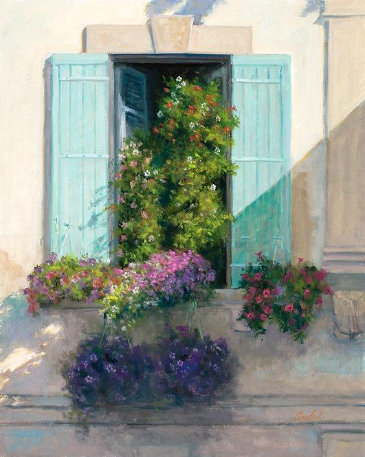 French Window Dressing