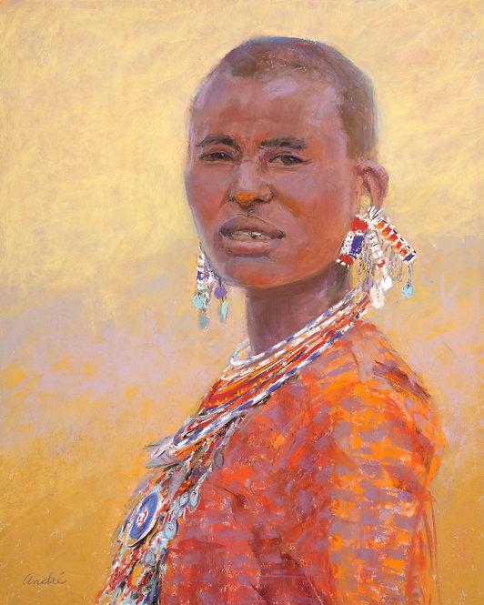 Masai Proud