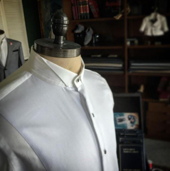 Camisa Cuello Paloma