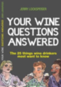 Your Wine Questions Answered, millione, book, charity