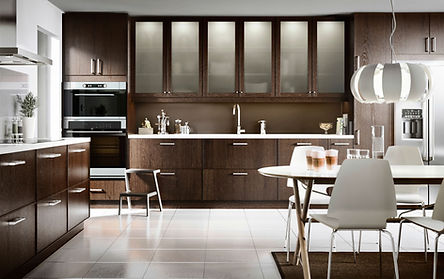 custome kitchen cabinets