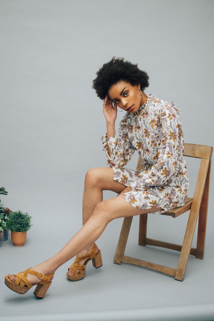 Dress: Scotch and Soda Shoes: Koi Culture