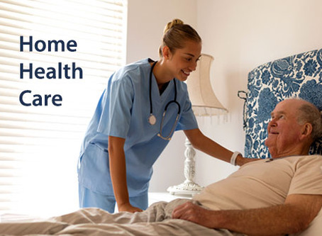 Rosenbauer Insurance helps you understand your Home Health Care Needs