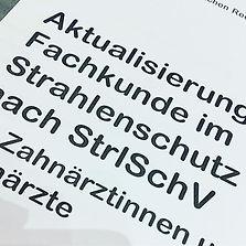 Zahnarzt Strahlenschutz Fachkunde nach StrlSchV Goldammer Praxis Zahngesundheit Böblingen Wagner Röntgen Zahnfilm OPG Zahnschmerzen