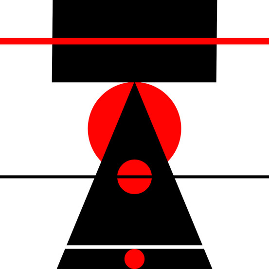 Title: Black/Red/White 5