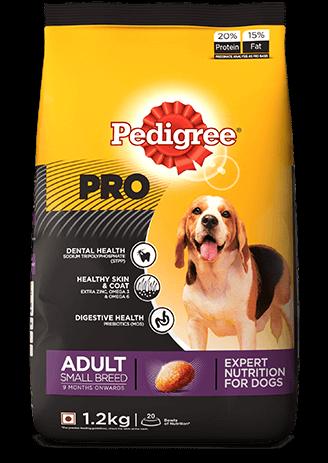 Pedigree Professional Adult small breed