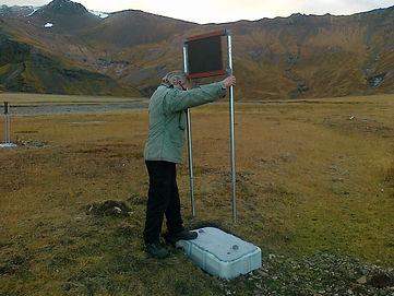 19.10.2012 - Framkvæmdir við riffilborð