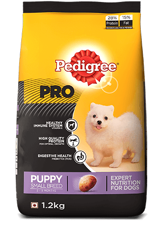 Pedigree Professional Puppy Small Breed