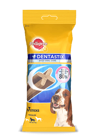 Pedigree Care and Treats DentaStix Adult Medium Breed Oral Care