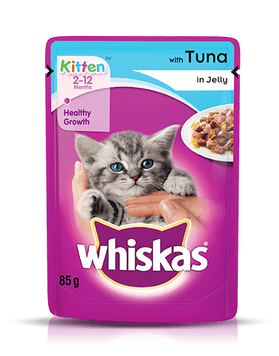 Whiskas® Wet Meal Tuna in Jelly