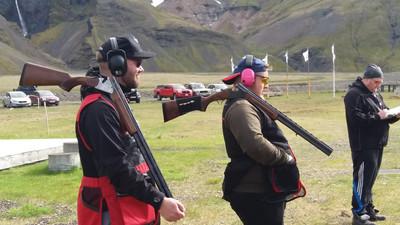 Sjómannadasmótið 2019 - Gísli Valur, Lýð