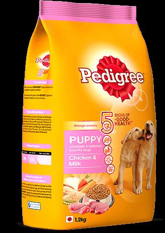 Pedigree Puppy Chicken and Milk