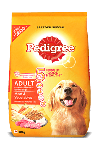 Pedigree Adult Meat and Vegetables