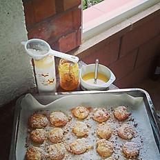 Pastelitos caseros de queso mató y mermelada 1 kg
