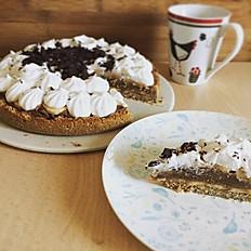 Vegan Banoffee Pie Ø 23 cm/ 8 trozos