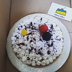 Banoffee Pie 15 cm/6 trozos