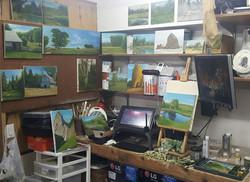 Garage studio - WIP