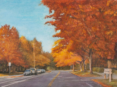 Rustic colors of Fall
