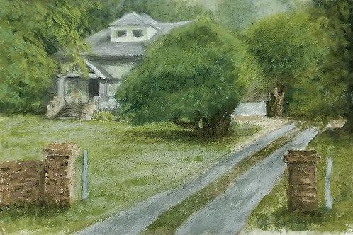 The farmer's house