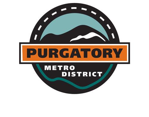 Purgatory Metro District Logo Design