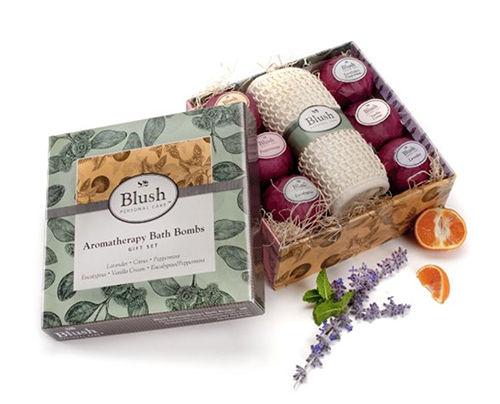 Blush Package Design