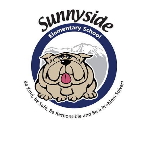 Sunnyside Elementary School Logo Design