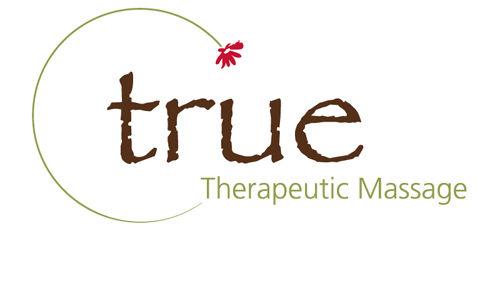 True Therapeutic Massage Logo Design