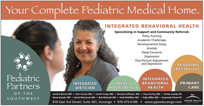 Pediatric Partners Ad Design