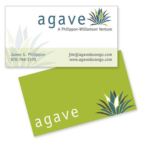 Agave Print Design