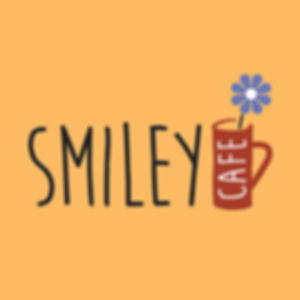 Smiley Cafe Logo Design