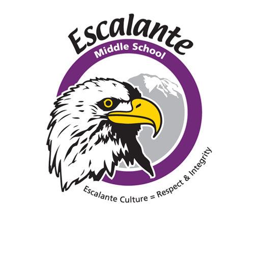 Escalante Middle School Logo Design
