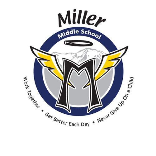 Miller Middle School Logo Design