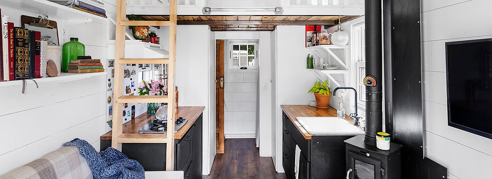 Durango Tiny Home Living