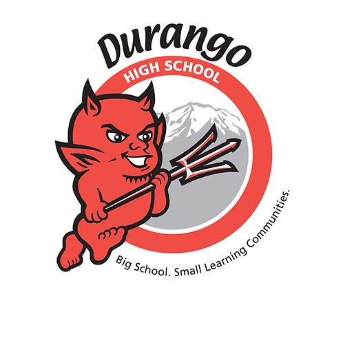 Durango High School Logo Design