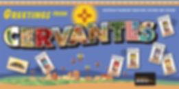 Cervantes Tradeshow Banner Design