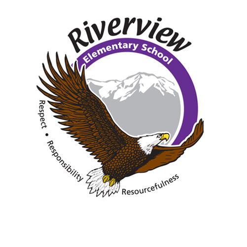 Riverview Elementary School Logo Design