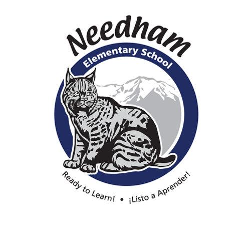 Needham Elementary School Logo Design