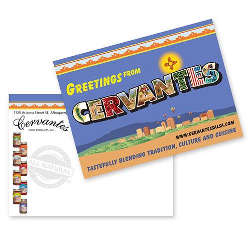 Cervantes Print Design
